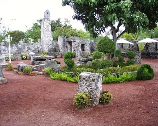 коралловый замок во флориде, эдвард лидскалнинш